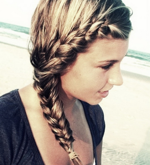 Top Image of Cute Hairstyles For The Beach   Chester Gervais
